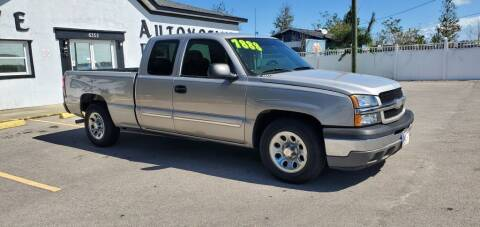 2005 Chevrolet Silverado 1500 for sale at Executive Automotive Service of Ocala in Ocala FL