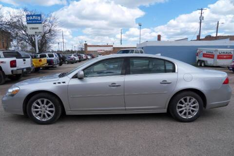 2011 Buick Lucerne for sale at Paris Fisher Auto Sales Inc. in Chadron NE
