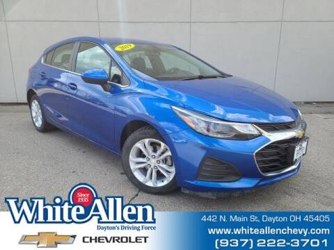 2019 Chevrolet Cruze for sale at WHITE-ALLEN CHEVROLET in Dayton OH