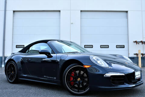 2014 Porsche 911 for sale at Chantilly Auto Sales in Chantilly VA