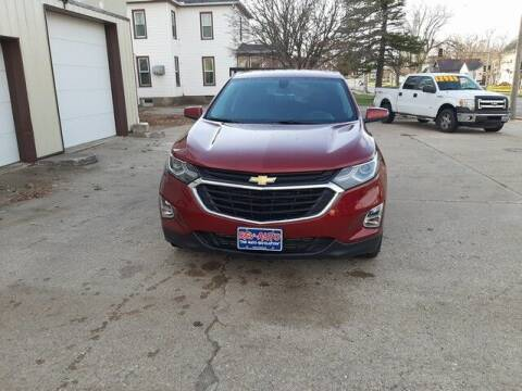 2018 Chevrolet Equinox for sale at Rev Auto in Clarion IA
