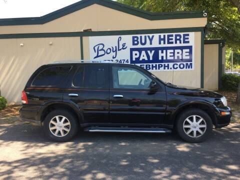 2006 Buick Rainier for sale at Boyle Buy Here Pay Here in Sumter SC