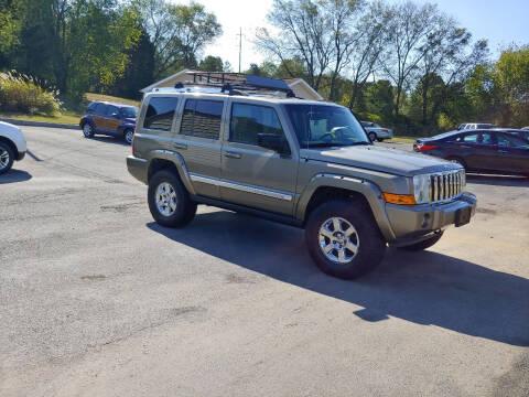 2006 Jeep Commander for sale at K & P Used Cars, Inc. in Philadelphia TN