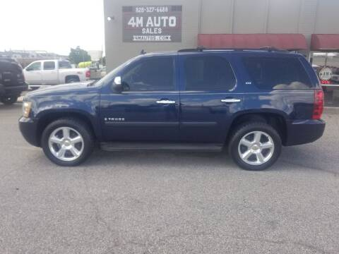2007 Chevrolet Tahoe for sale at 4M Auto Sales | 828-327-6688 | 4Mautos.com in Hickory NC