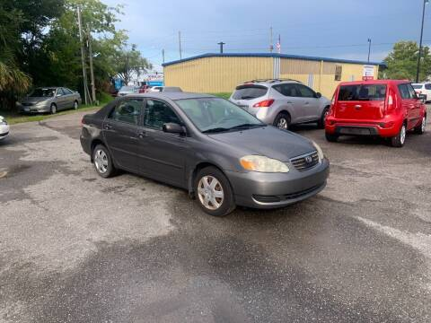 2008 Toyota Corolla for sale at Sensible Choice Auto Sales, Inc. in Longwood FL