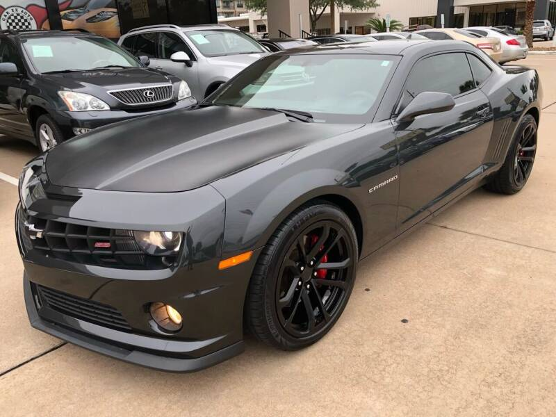 2013 Chevrolet Camaro for sale at Car Ex Auto Sales in Houston TX
