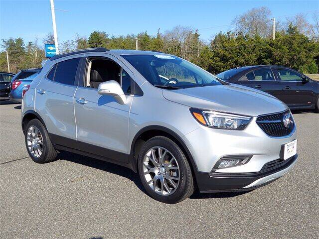 2017 Buick Encore for sale at Gentilini Motors in Woodbine NJ
