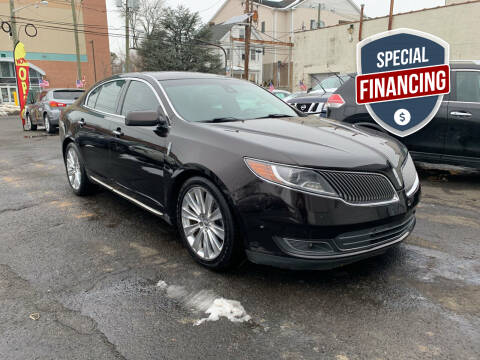 2013 Lincoln MKS for sale at 103 Auto Sales in Bloomfield NJ