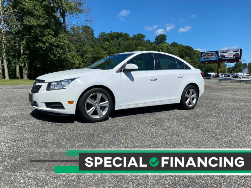 2014 Chevrolet Cruze for sale at QUALITY AUTOS in Hamburg NJ