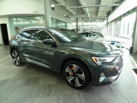 2019 Audi e-tron for sale at Motorcars Washington in Chantilly VA