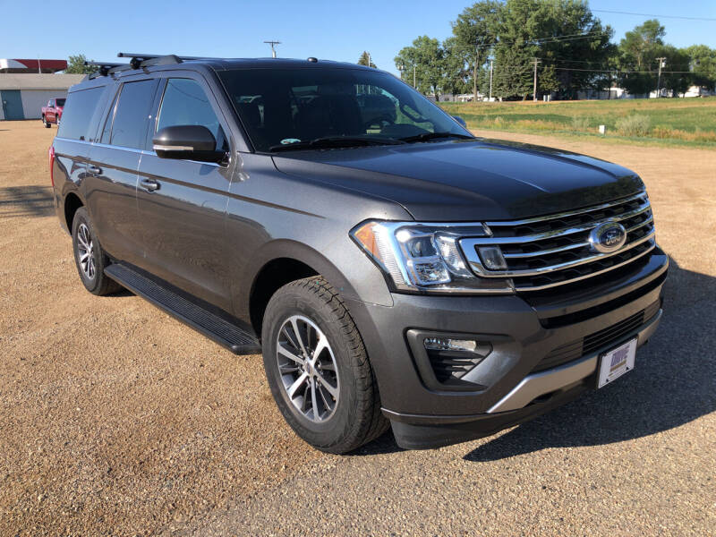 2018 Ford Expedition MAX for sale at Drive Chevrolet Buick Rugby in Rugby ND