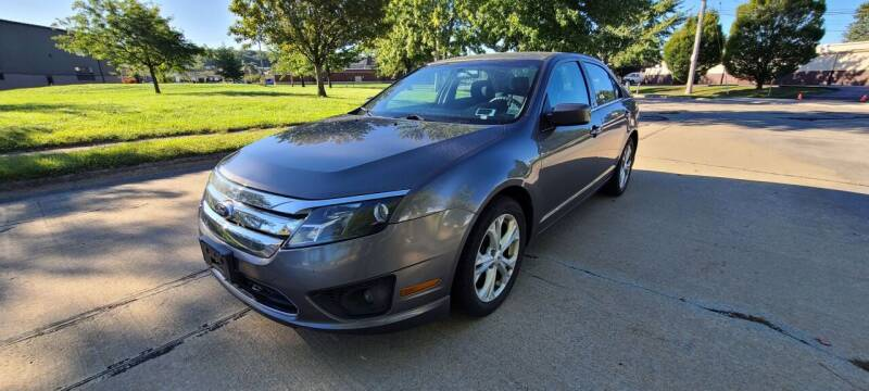 2012 Ford Fusion for sale at World Automotive in Euclid OH