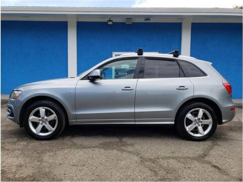 2011 Audi Q5 for sale at Khodas Cars in Gilroy CA