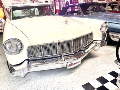 1957 Lincoln Mark II for sale at Berliner Classic Motorcars Inc in Dania Beach FL