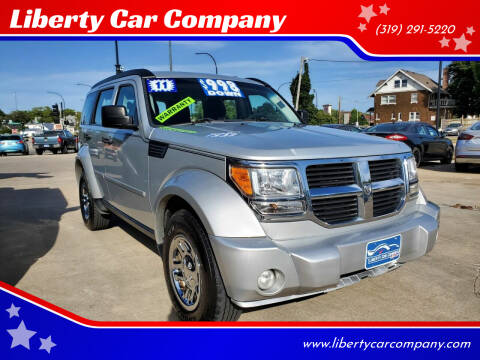 2011 Dodge Nitro for sale at Liberty Car Company in Waterloo IA