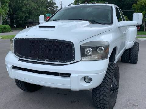 2007 Dodge Ram Pickup 3500 for sale at Consumer Auto Credit in Tampa FL