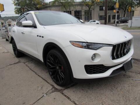 2017 Maserati Levante for sale at MFG Prestige Auto Group in Paterson NJ