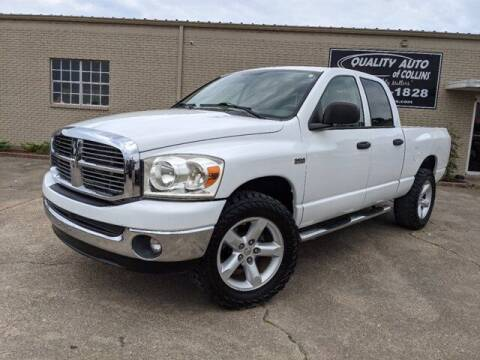 2008 Dodge Ram Pickup 1500 for sale at Quality Auto of Collins in Collins MS