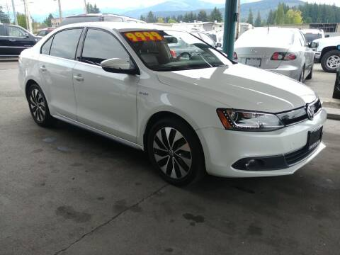 2014 Volkswagen Jetta for sale at Low Auto Sales in Sedro Woolley WA