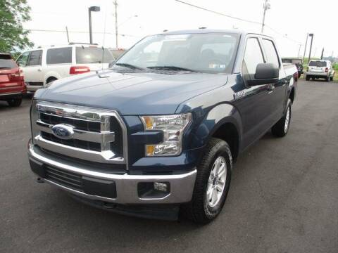 2017 Ford F-150 for sale at FINAL DRIVE AUTO SALES INC in Shippensburg PA