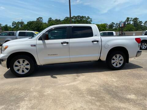 2009 Toyota Tundra for sale at Bobby Lafleur Auto Sales in Lake Charles LA