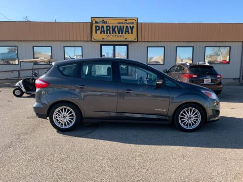 2016 Ford C-MAX Hybrid for sale at Parkway Motors in Springfield IL