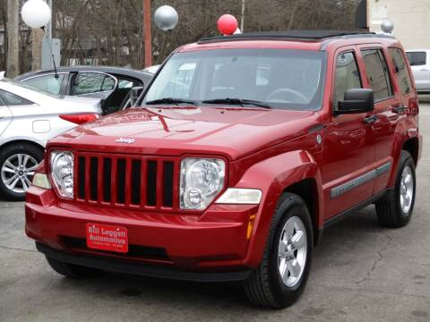 2010 Jeep Liberty for sale at Bill Leggett Automotive, Inc. in Columbus OH