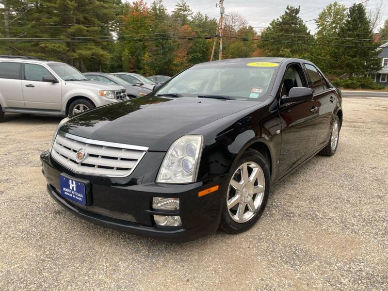 2007 Cadillac STS for sale at Hornes Auto Sales LLC in Epping NH