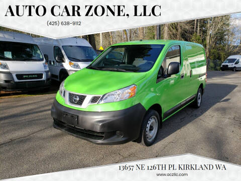 2019 Nissan NV200 for sale at Auto Car Zone, LLC in Kirkland WA