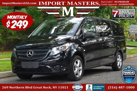 2017 Mercedes-Benz Metris for sale at European Masters in Great Neck NY