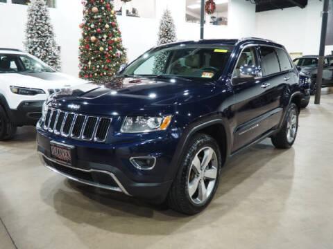 2014 Jeep Grand Cherokee for sale at Montclair Motor Car in Montclair NJ