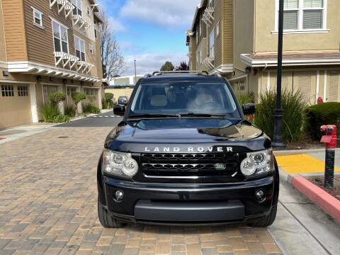 2010 Land Rover LR4 for sale at Hi5 Auto in Fremont CA