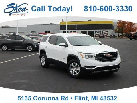 2019 GMC Acadia for sale at Jamie Sells Cars 810 in Flint MI