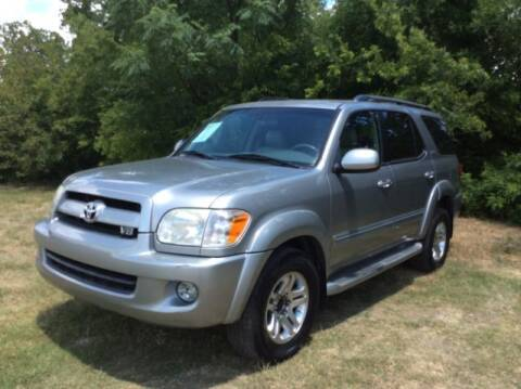 2007 Toyota Sequoia for sale at Allen Motor Co in Dallas TX