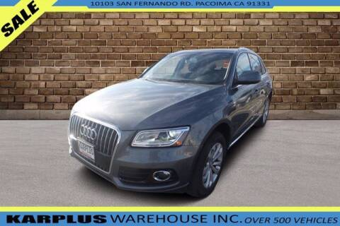 2013 Audi Q5 for sale at Karplus Warehouse in Pacoima CA