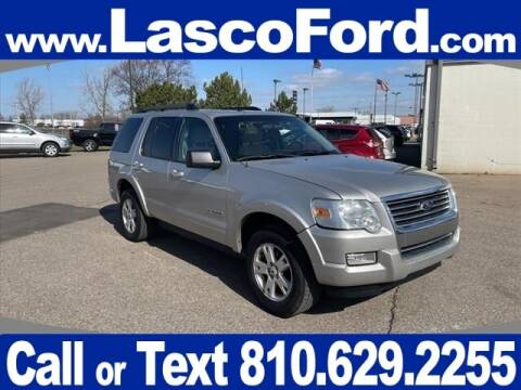 2008 Ford Explorer for sale at Lasco of Grand Blanc in Grand Blanc MI