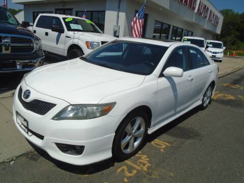 2011 Toyota Camry for sale at Island Auto Buyers in West Babylon NY
