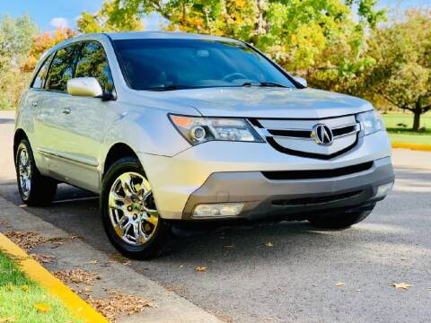 2008 Acura MDX for sale at Boise Auto Group in Boise ID