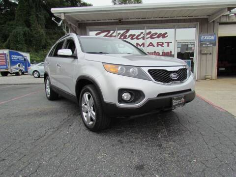 2013 Kia Sorento for sale at Hibriten Auto Mart in Lenoir NC