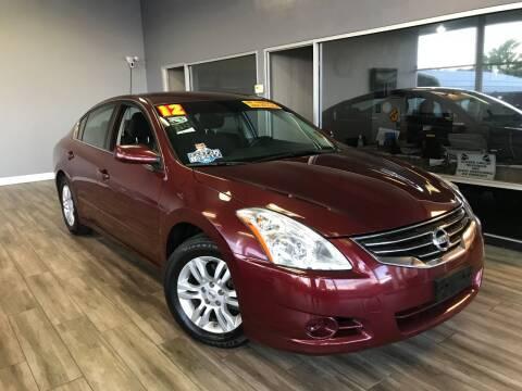 2012 Nissan Altima for sale at Golden State Auto Inc. in Rancho Cordova CA