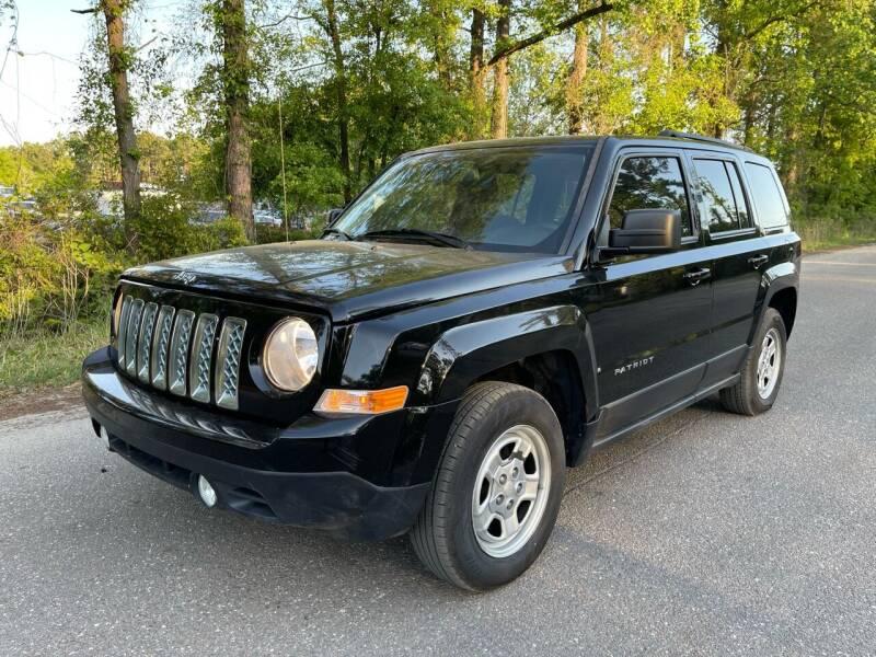 2017 Jeep Patriot for sale at Next Autogas Auto Sales in Jacksonville FL