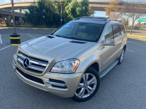 2012 Mercedes-Benz GL-Class for sale at Bay Auto Exchange in San Jose CA