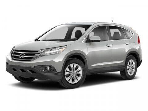 2013 Honda CR-V for sale at DUNCAN SUZUKI in Pulaski VA