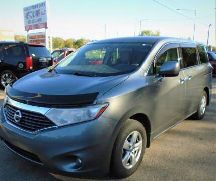 2014 Nissan Quest for sale at AutoLink LLC in Dayton OH