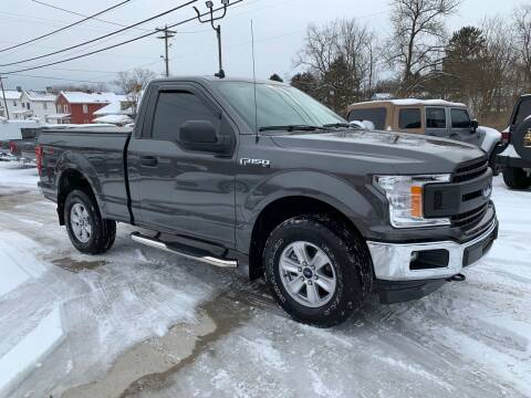 2020 Ford F-150 for sale at Twin Rocks Auto Sales LLC in Uniontown PA