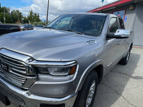 2020 RAM Ram Pickup 1500 for sale at FLORIS AUTO SALES in Anchorage AK