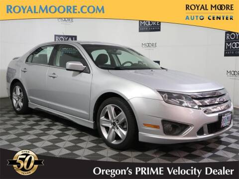2010 Ford Fusion for sale at Royal Moore Custom Finance in Hillsboro OR