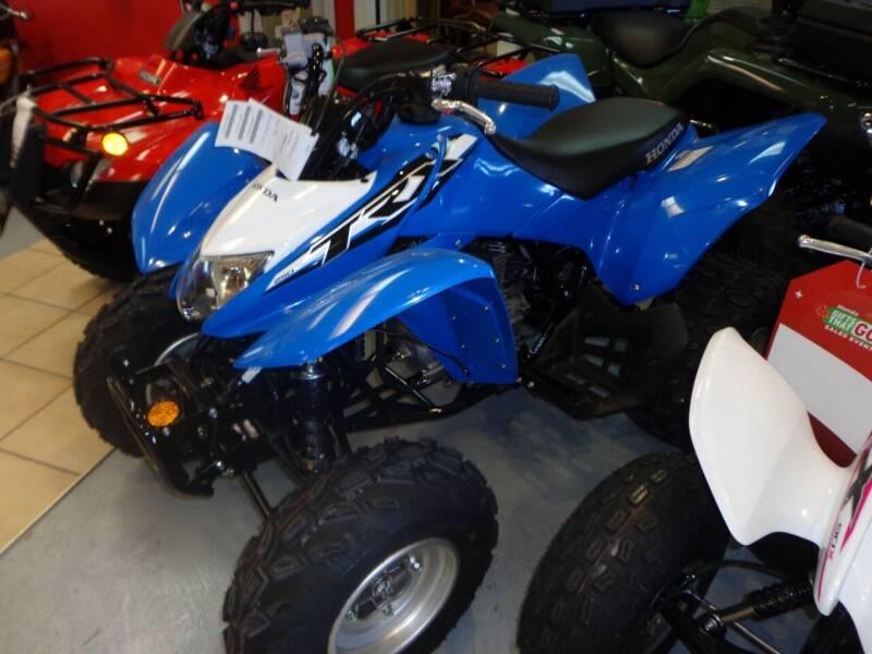 2020 Honda TRX250X for sale at Dan Powers Honda Motorsports in Elizabethtown KY