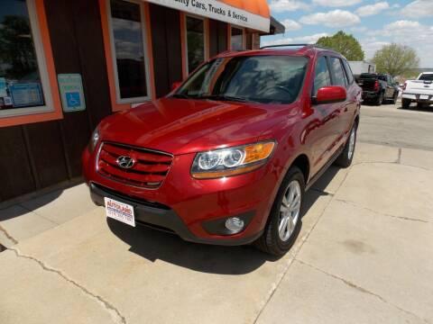2011 Hyundai Santa Fe for sale at Autoland in Cedar Rapids IA