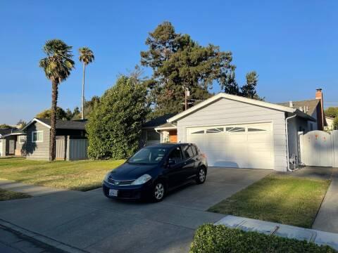2009 Nissan Versa for sale at Blue Eagle Motors in Fremont CA